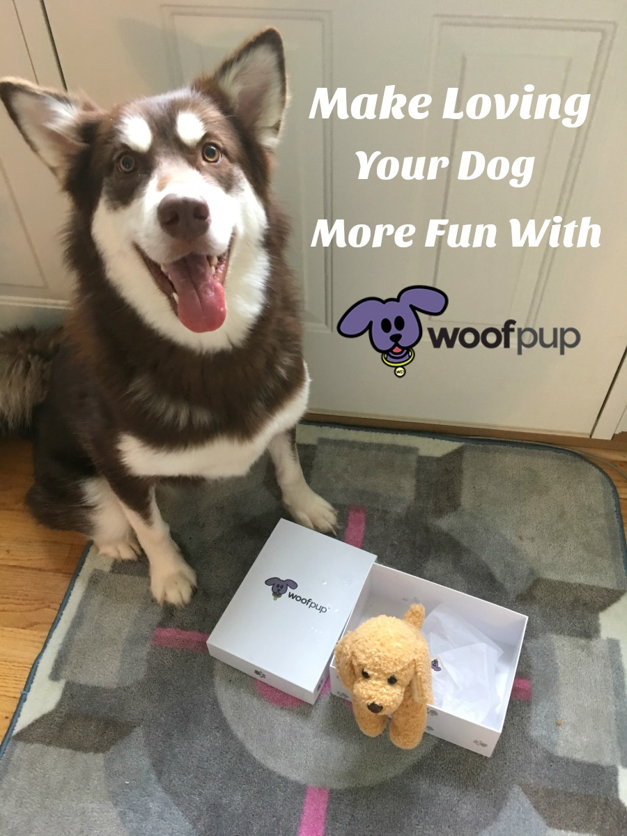 Looking for a fun way to share photos of your dog & turn one into a stuffed version of your dog? See why we & other dog owners love Woofpup here!