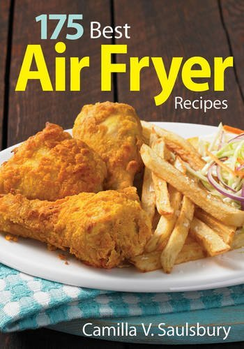 Looking for an awesome new air fryer cookbook? See what we think of 175 Best Air Fryer Recipes review!