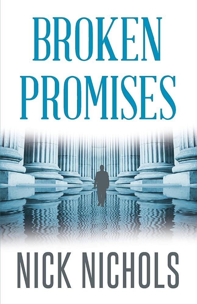Looking for a new suspense book? See what we think of Broken Promises here!