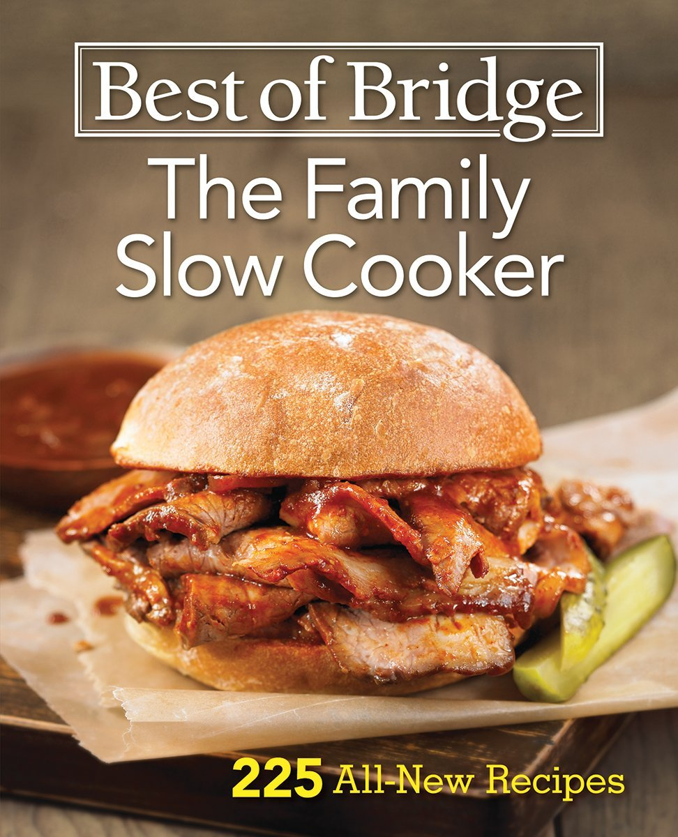 Looking for an amazing slow cooker cookbook? See what we think of Best of Bridge: The Family Slow Cooker here!