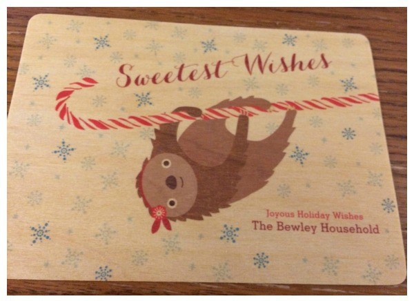 Looking for beautiful holiday cards? See why we think you should be getting personalized cards from Night Owl Paper Goods this year!
