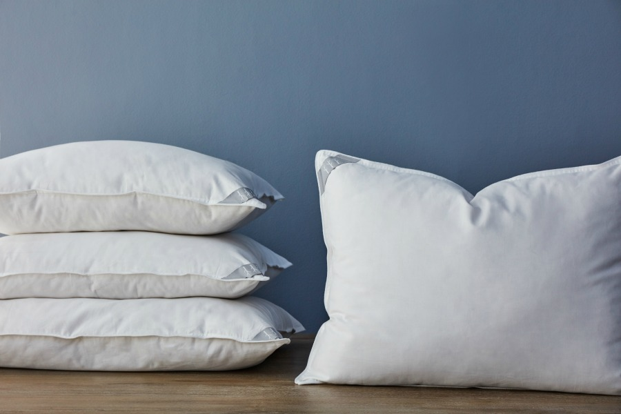 Looking for amazing pillows made from only all natural, organic materials? See why we think you should consider Brentwood Home Pillows here!