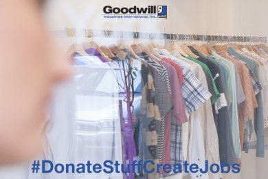 Did you know that Goodwill helps with jobs during the holidays? Learn how you can make Christmas better by helping Goodwill here!