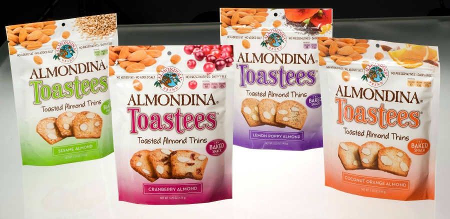 Looking for delicious cookies that are also low in calories? See what we think of Almondina Toastees here!