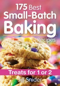 Looking for dessert recipes perfect for two? See what we think of 175 Best Small-Batch Baking Recipes here!