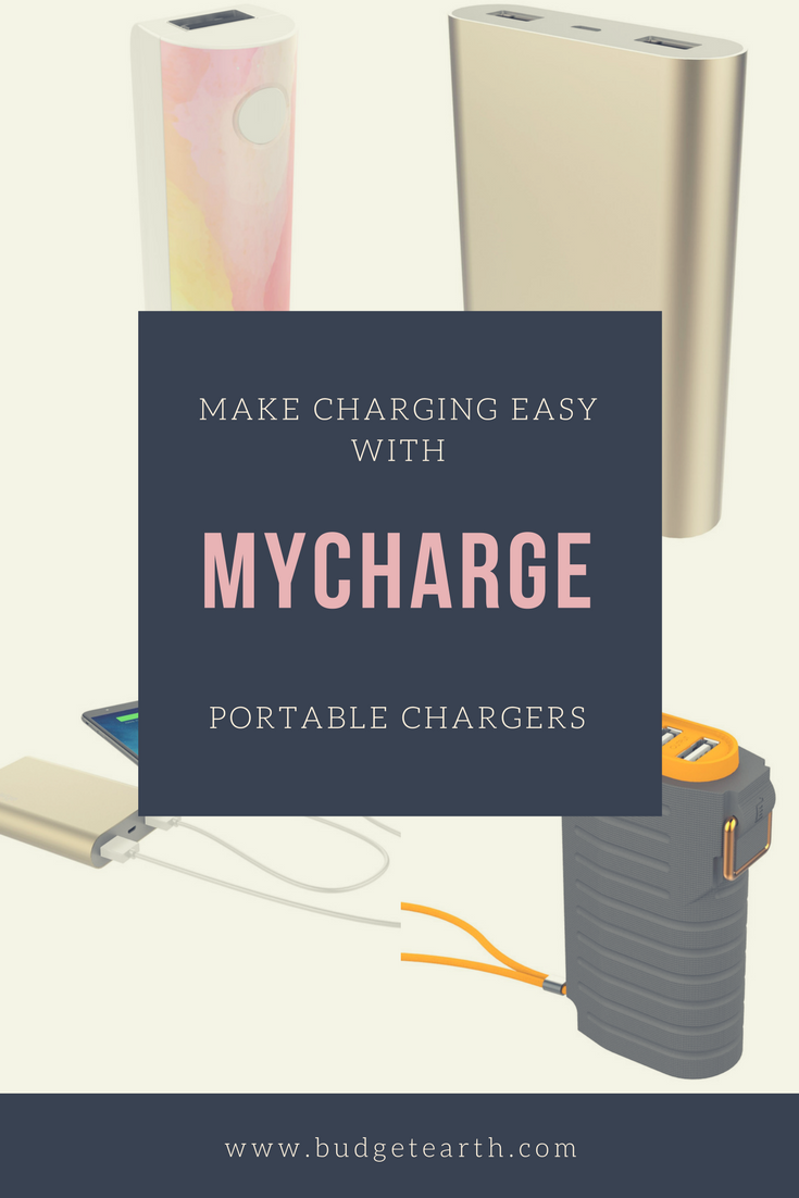 Tired of running out of power at the worst time on your phone? Learn how you can always have portable power on hand with myCharge portable chargers here!