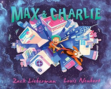 Looking for a fun graphic novel for kids & adults? See what we think of Max & Charlie here!