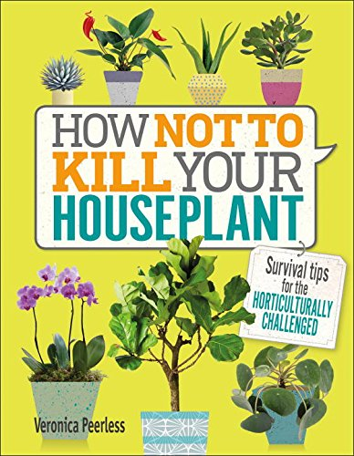 Looking for a book to help you not kill your house plants? See what we think of How Not to Kill Your Houseplants here!