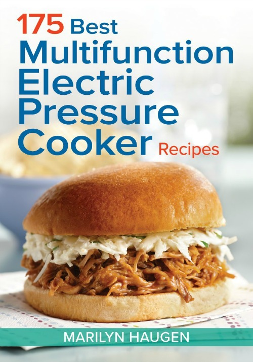 Looking for a fun and easy to follow cookbook for your electric pressure cooker? See what we think of 175 Best Multifunction Electric Pressure Cooker here!