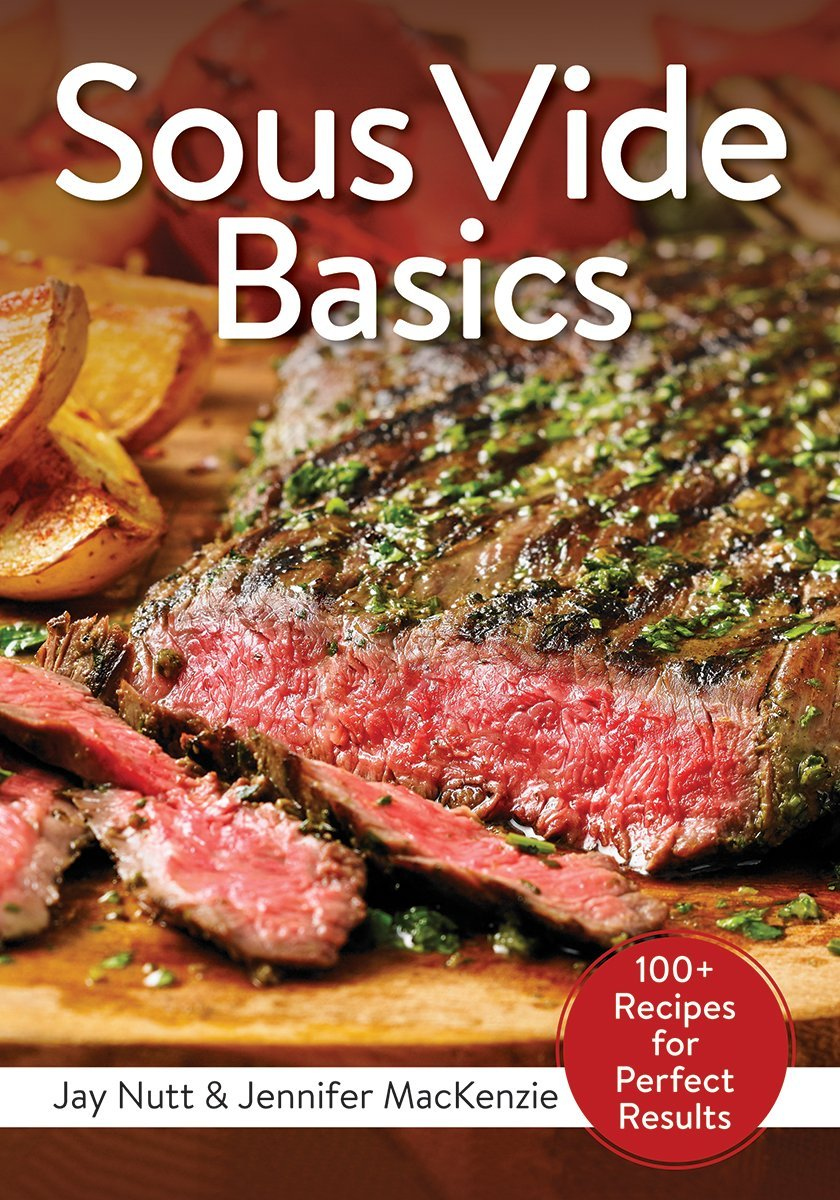 Looking for an interesting cookbook to teach you all about Sous Vide See what we think of Sous Vide Basics 100+ Recipes for Perfect Results here!