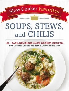 Looking for an awesome slow cooker cookbook? See what we think of Slow Cooker Favorites Soups, Stews, and Chilis in our latest cookbook review here!