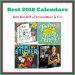 Looking for beautiful & inspirational calendars for someone this holiday season? Check out our list of the best 2018 calendars here!