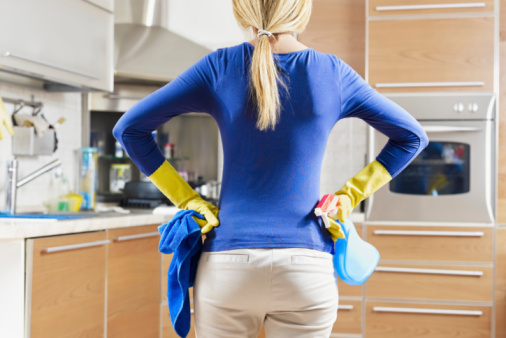 Different Uses for Vinegar in Cleaning