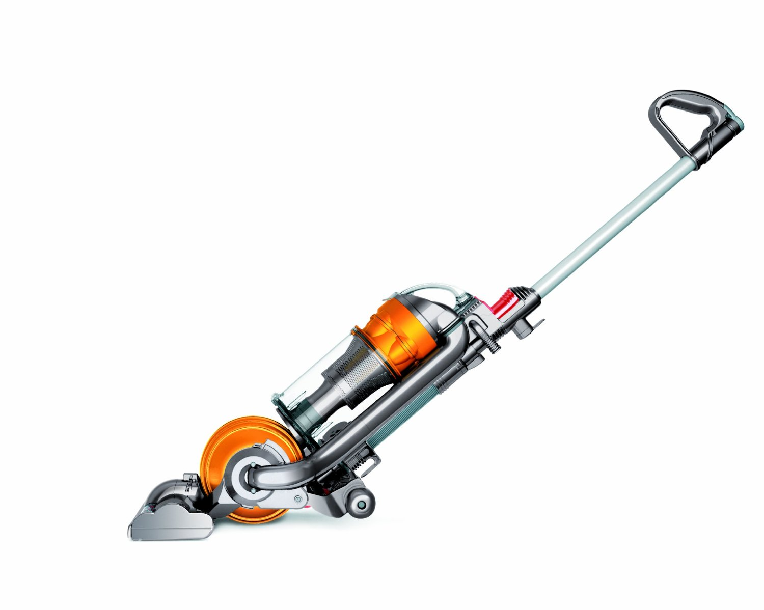 Dyson dc24 upright vacuum cleaner review budget earth for All floors
