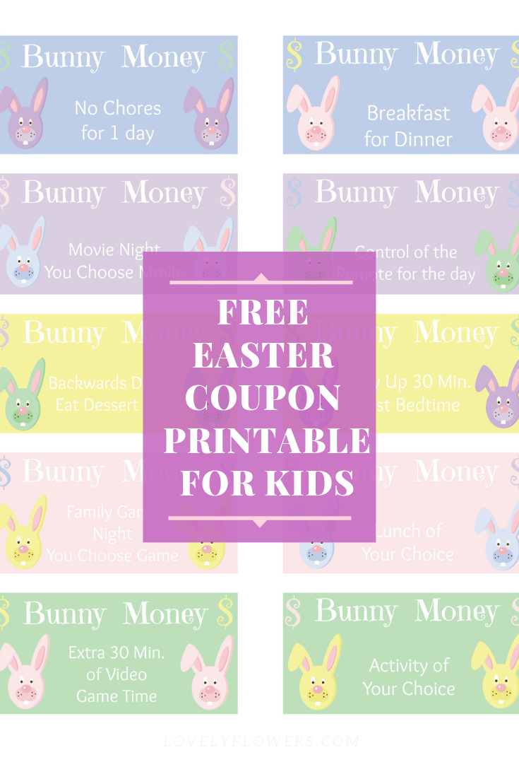 photo regarding Egg Coupons Printable titled Absolutely free Easter Coupon Printable Funds Environment