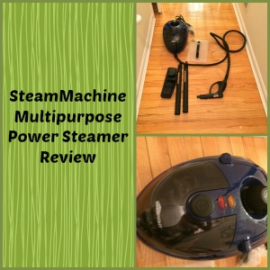 Steammachine Multipurpose Power Steamer Review Budget Earth