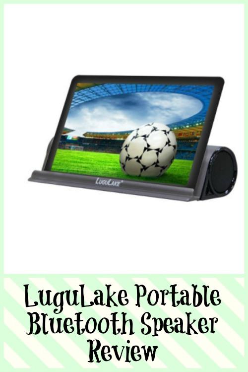 LuguLake Portable Bluetooth Speaker Review