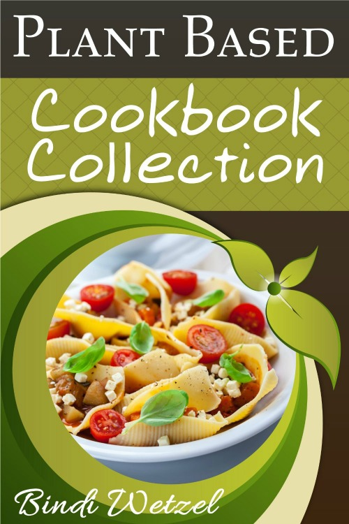 Plant Based Diet Cookbook Collection Review
