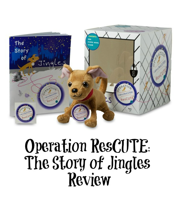 Operation ResCUTE: The Story of Jingles Set Review