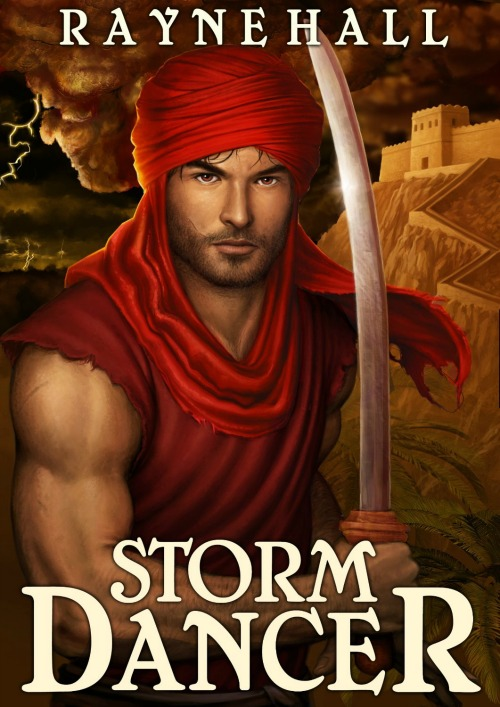 Storm Dancer Book Review