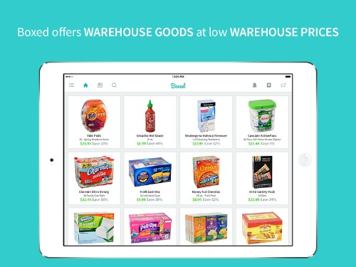 Making Wholesale Shopping Fun Again with Boxed.com