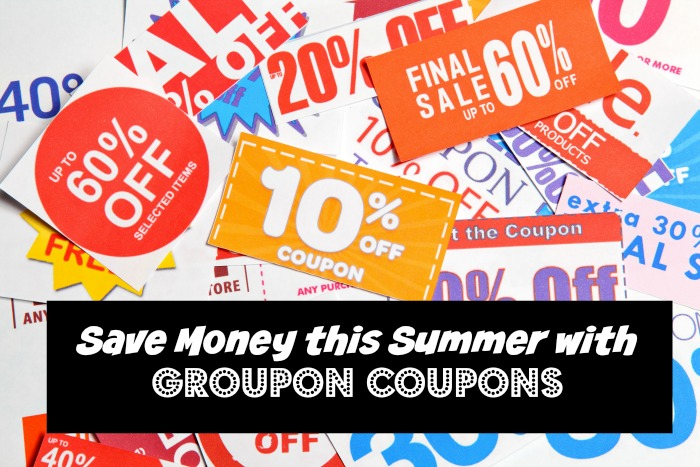 Save Money this Summer with Groupon Coupons!