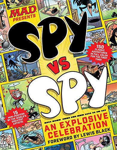 Looking for an awesome book that comic lovers are sure to love? See what we think of Spy vs Spy: An Explosive Celebration here!