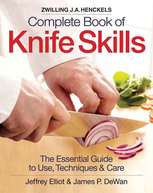 Wanting to make prepping food faster in the kitchen? See what we think of the Complete Book of Knife Skills here!