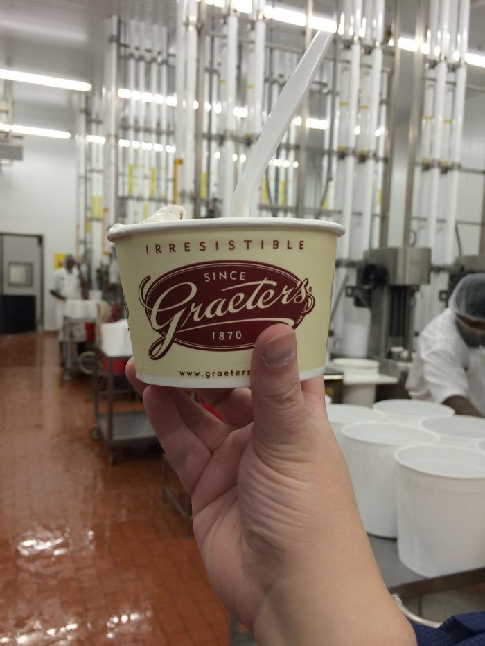 Having Fun with Ice Cream: A Graeter's Ice Cream Tour