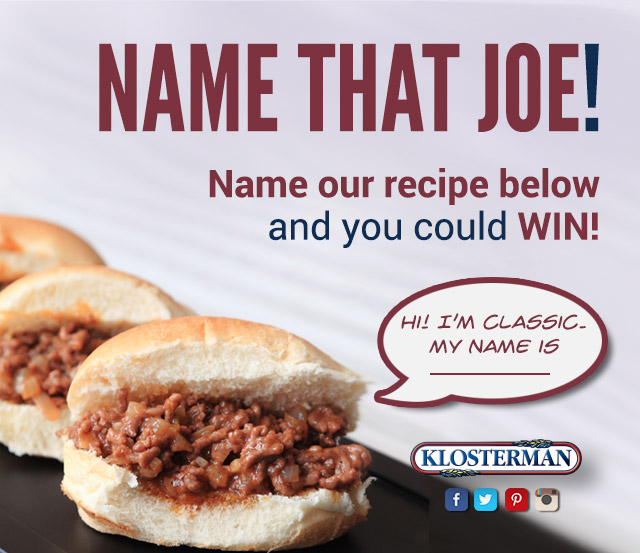 Want to win a year of free bread? Learn how in this fun giveaway for National Sloppy Joe Day!