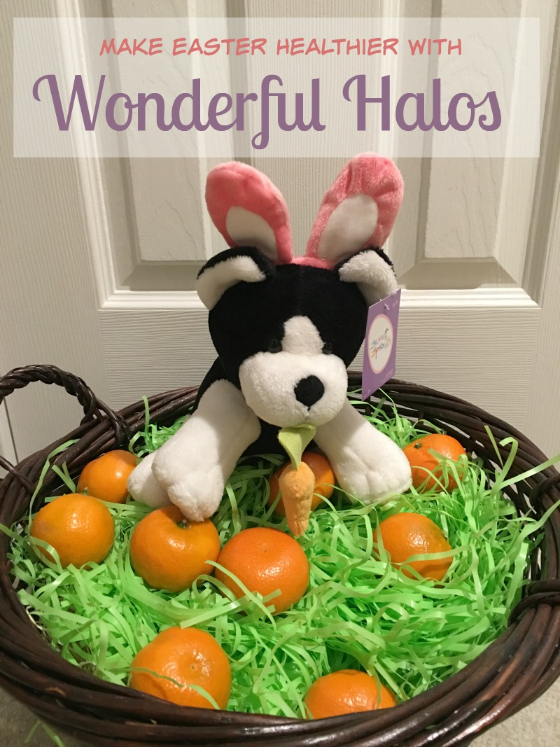 Make Easter Healthier with Wonderful Halos Mandarins