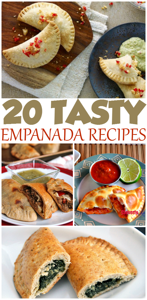 20 delicious Empanada recipes with pictures