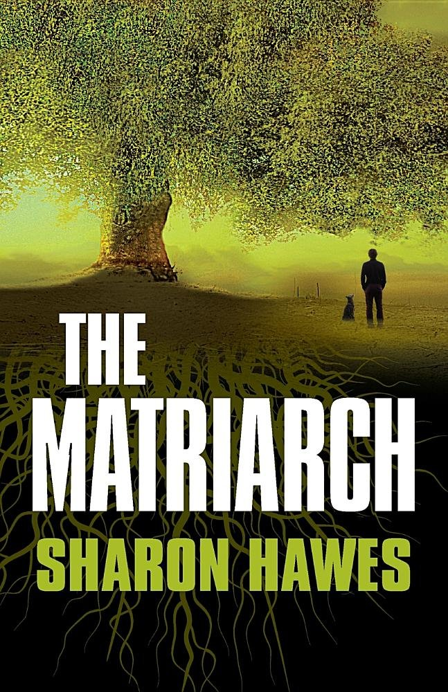 Looking for a fun new thriller? See what we think of The Matriarch, the latest horror novel from SHaron Hawes, here!