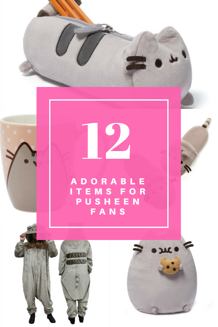 Looking for gifts or fun items that are perfect for any Pusheen lover? Check out these truly adorable & inexpensive items for Pusheen fans here!