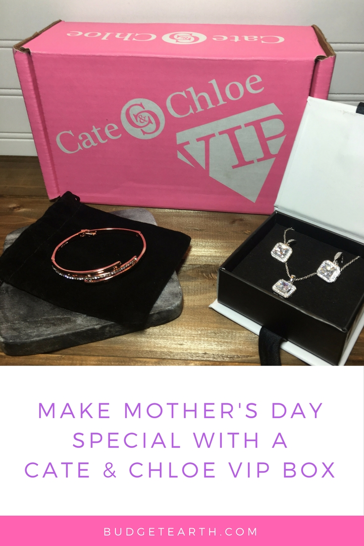 Make Mother's Day Special with a Cate & Chloe VIP Box