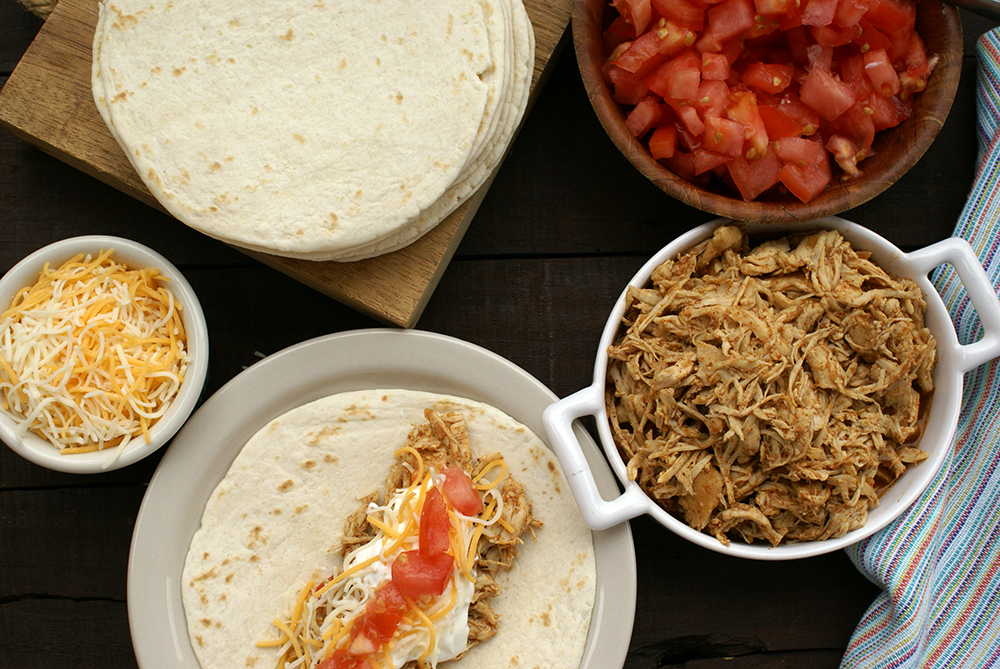 Looking for a delicious & easy taco recipe you can make at home? Check out our super yummy Instant Pot Chicken Tacos Recipe here!