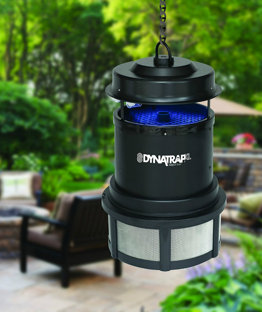 Take Your Yard Back from Biting Bugs with DynaTrap