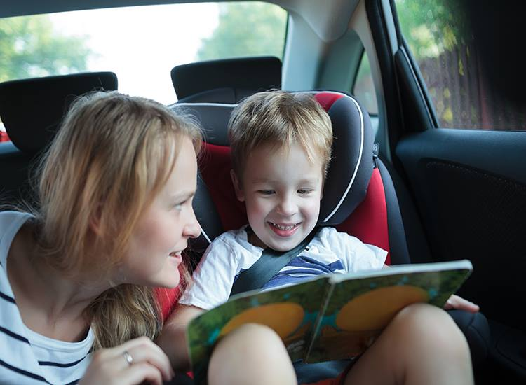 Car Seat Safety Week #TheRightSeat