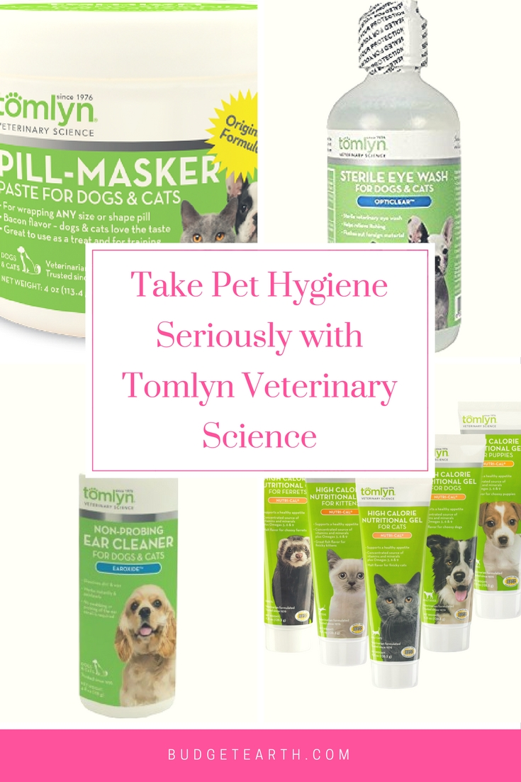Take Pet Hygiene Seriously with Tomlyn Veterinary Science
