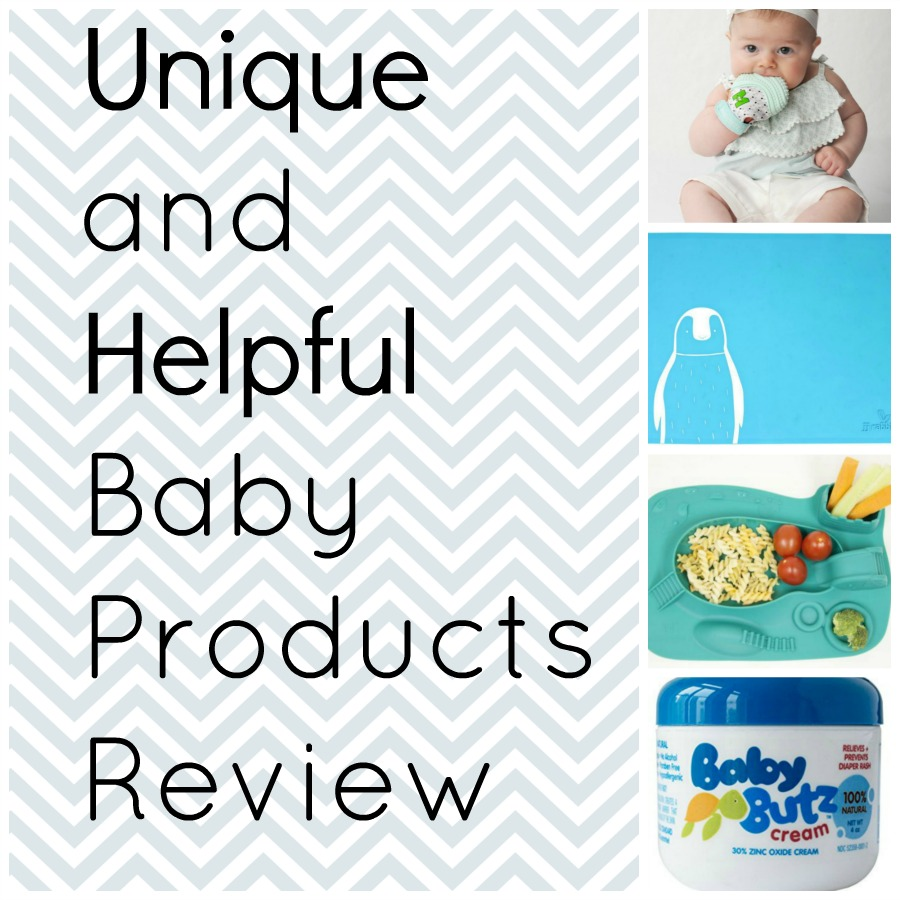 Unique and Helpful Baby Products Review
