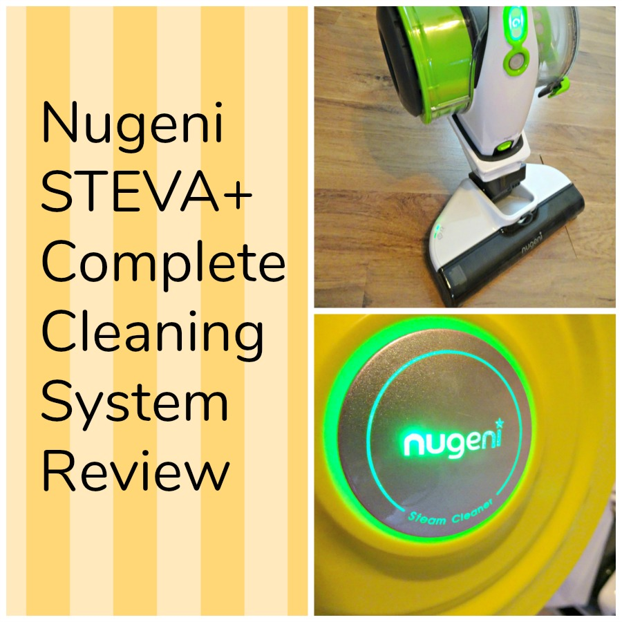 Nugeni STEVA+ Complete Cleaning System