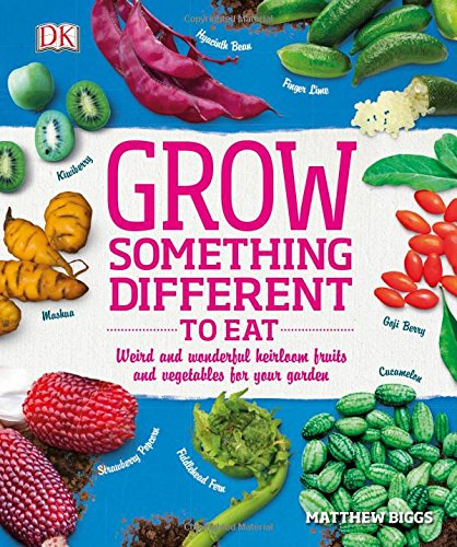 Grow Something Different to Eat Book Review