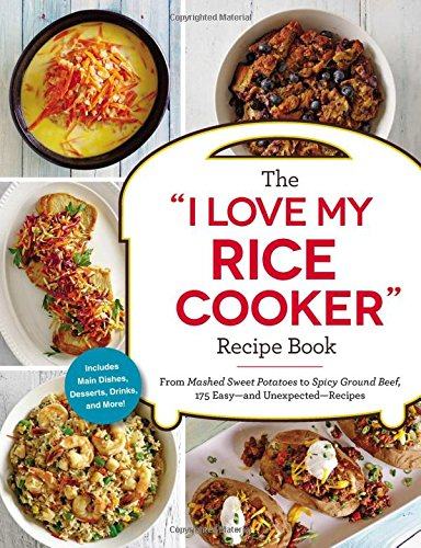 The I Love My Rice Cooker Recipe Book photo