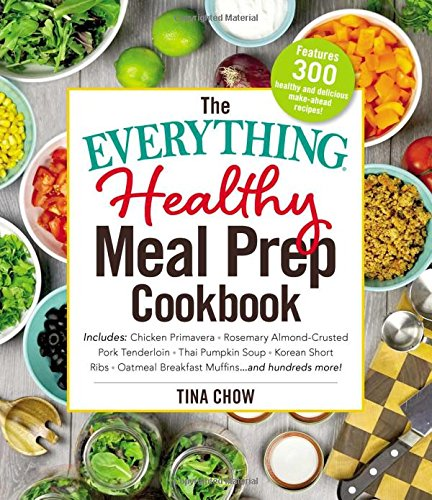 The Everything Healthy Meal Prep Cookbook Review