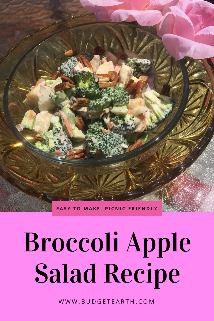 Broccoli Apple Salad Recipe