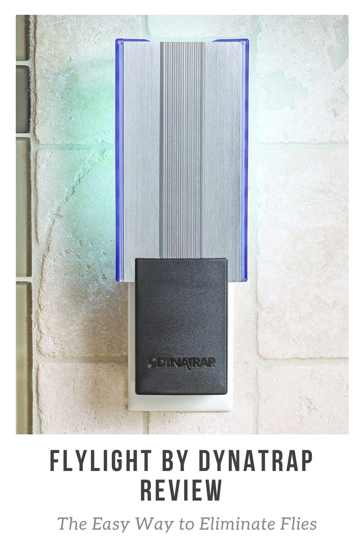 FlyLight by DynaTrap Review: The Easy Way to Eliminate Flies