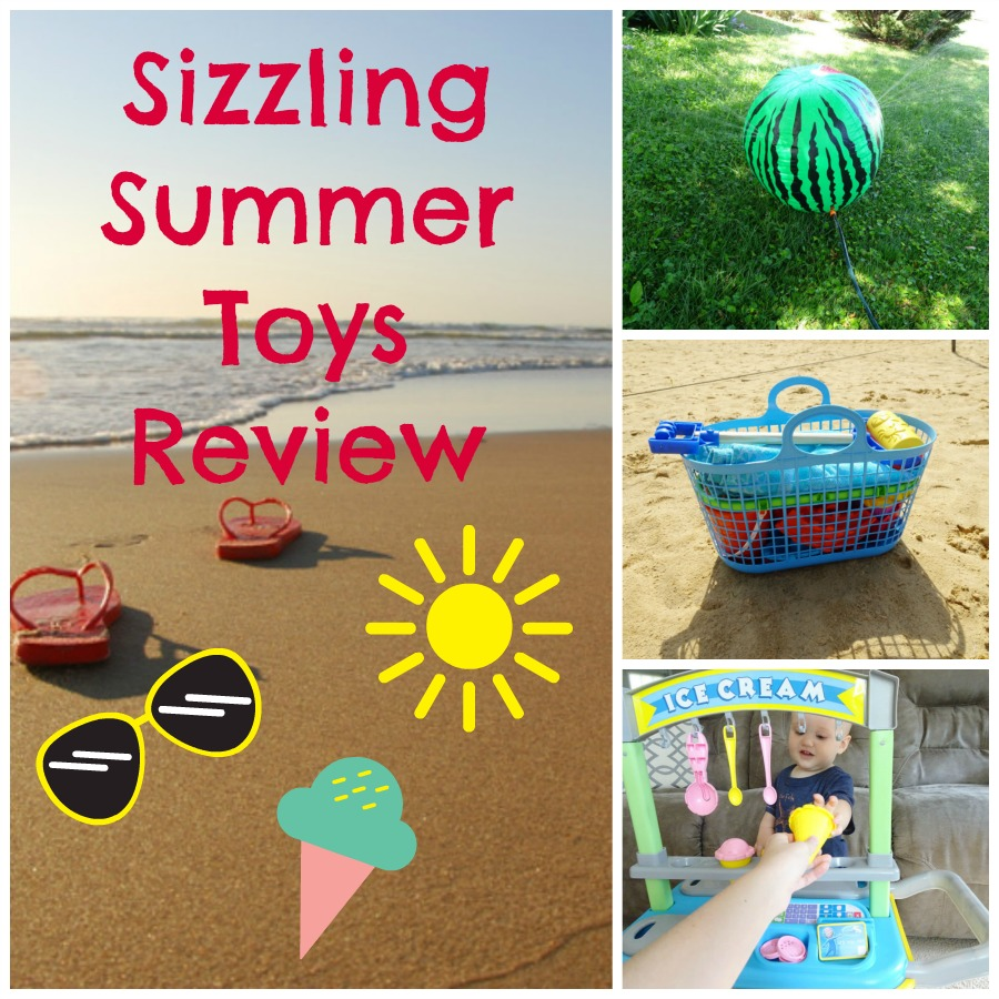 Sizzling Summer Toys Review