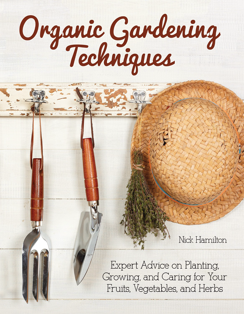 Organic Gardening Techniques Book Review