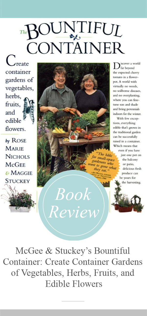 The Bountiful Gardener Book Review