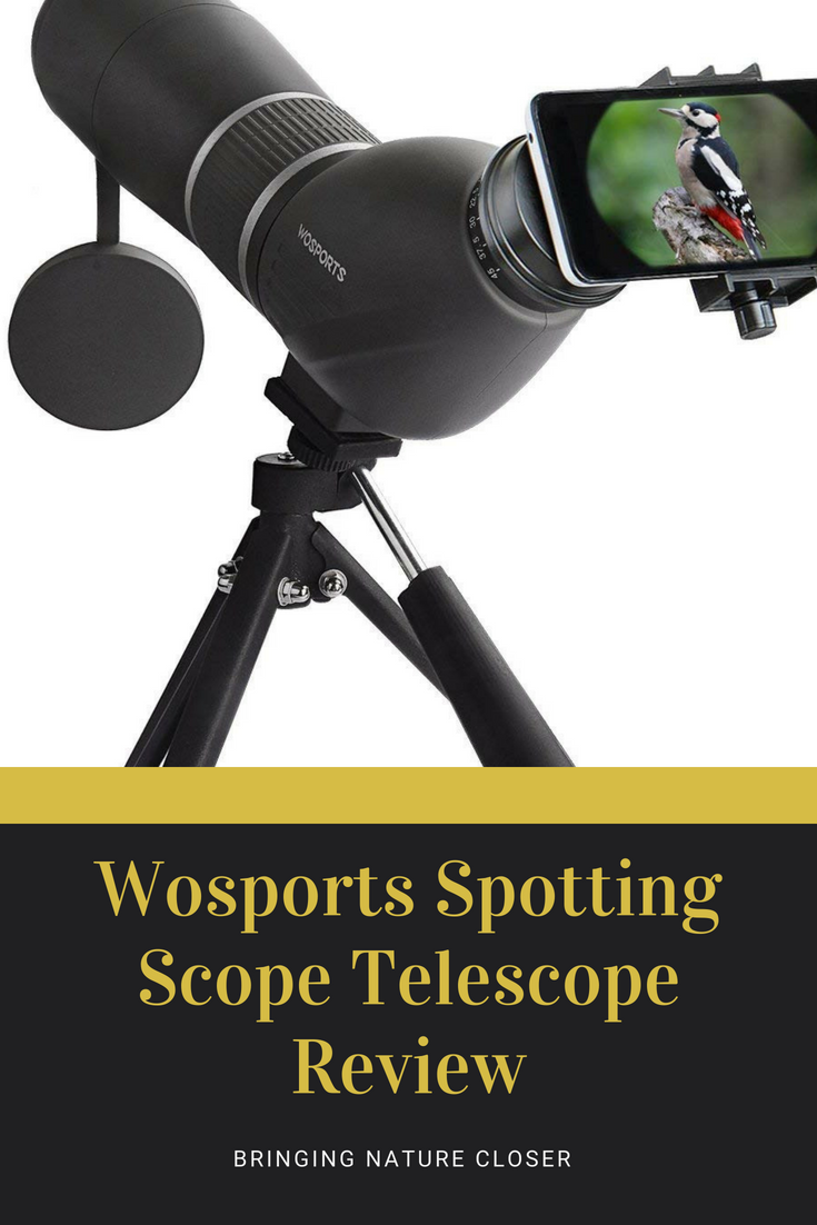 spotting scope telescope